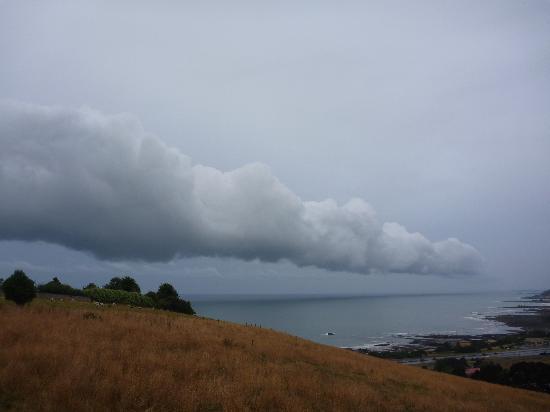 Black Rock Retreat: amazing sky