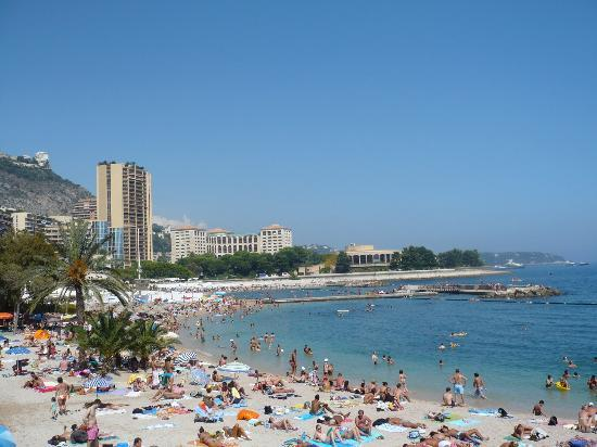 larvotto beach foto di larvotto beach monte carlo tripadvisor. Black Bedroom Furniture Sets. Home Design Ideas