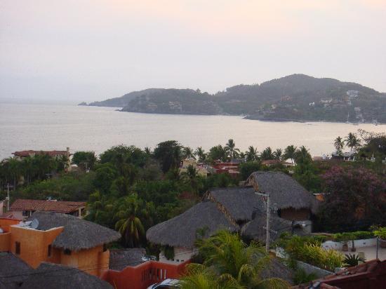 Villas San Sebastian: Nice View