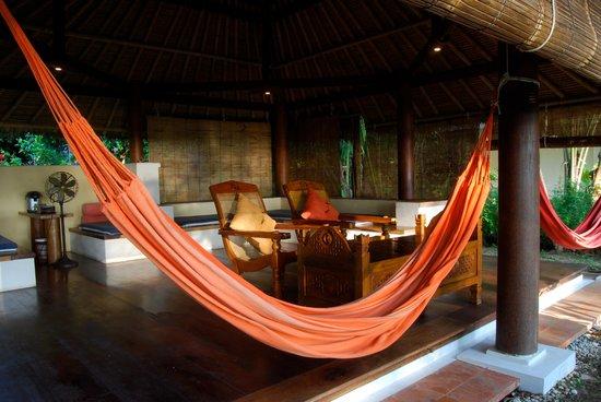 Koyao Bay Pavilions : Private sala