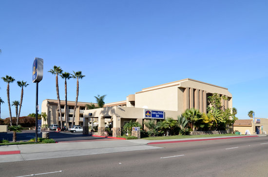 BEST WESTERN Chula Vista Inn: BEST WESTERN PLUS Chula Vista Inn