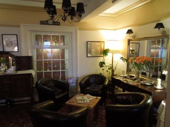 Castlebank Hotel: Lounge