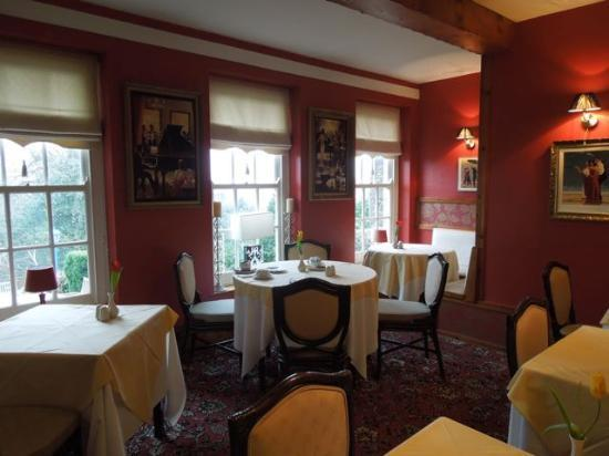 Castlebank Hotel: Restaurant