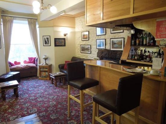 Castlebank Hotel: Bar