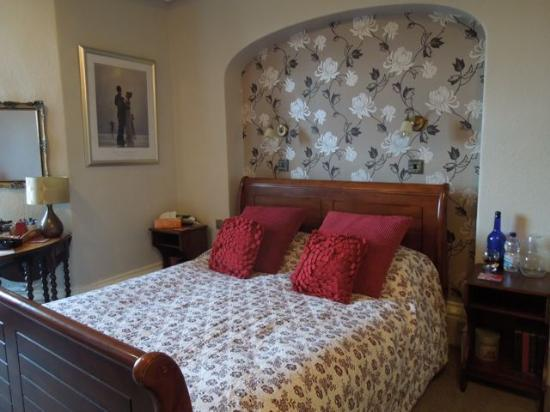 Castlebank Hotel : bedroom
