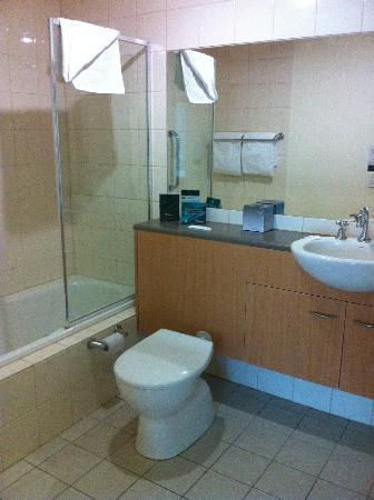 كويست ناري وارين: Bathroom