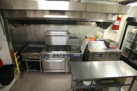 La Hacienda: our new kitchen