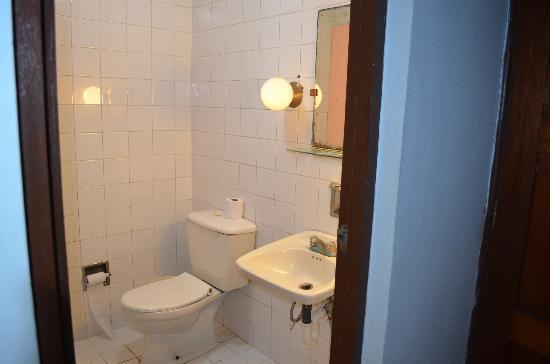 Islazul Mar del Sur Aparthotel: туалет