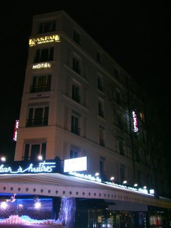 写真ホテル ラスパイユ モンパルナス枚