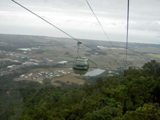 World Heritage Kuranda Tour-AAO: 標高が高いので景色もいい感じです。