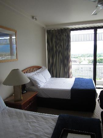 Rydges Esplanade Resort Cairns: Double room