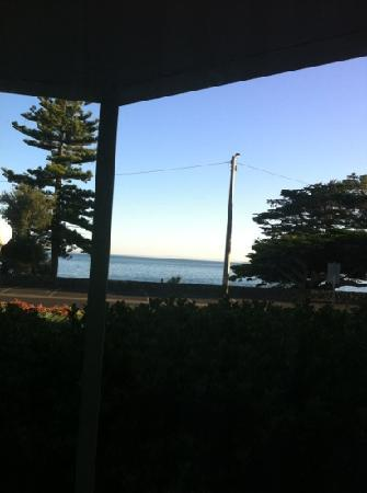 The Continental Hotel Phillip Island: View from verandah