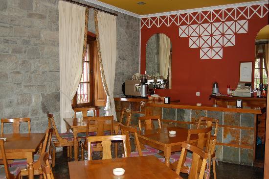 Hotel Puente Romano: CAFETERIA