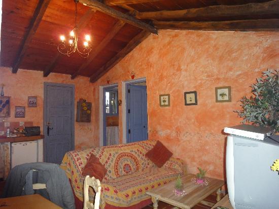 Casas Alberto : L'intérieur