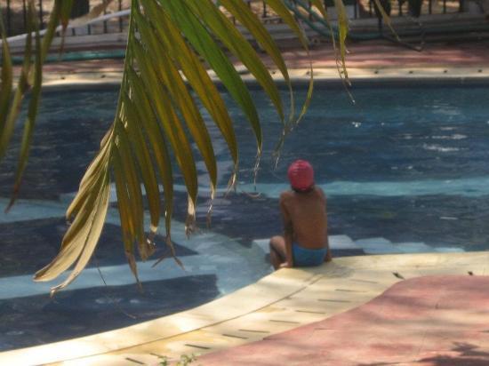 Cidade de Daman : swimming pool