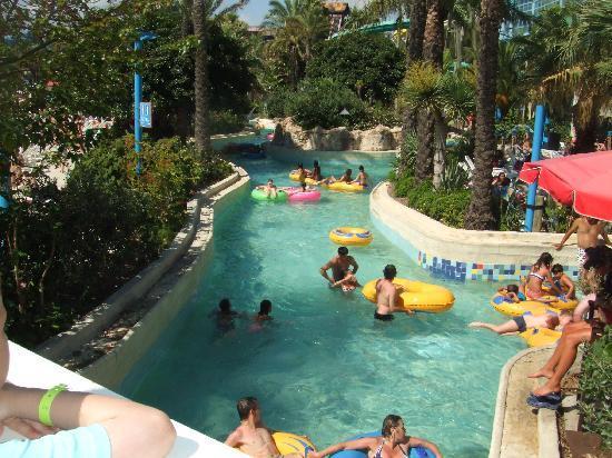 PortAventura Aquatic Park: Fun on the river