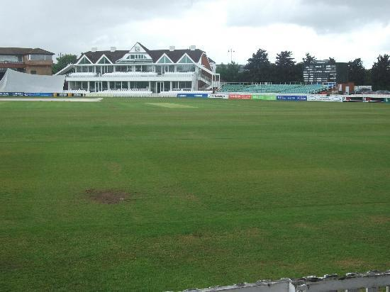 taunton cricket ground