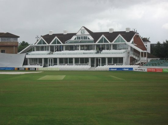 The Cooper Associates County Ground: taunton cricket ground
