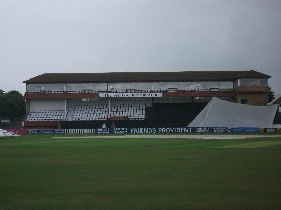 somerset county cricket ground taunton