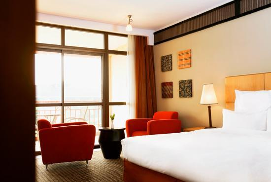 Uyo, Nigeria: Executive room