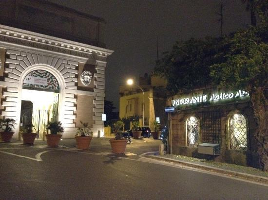 Antico Arco Rustic Romantic Exterior And A Classy Modern Interior