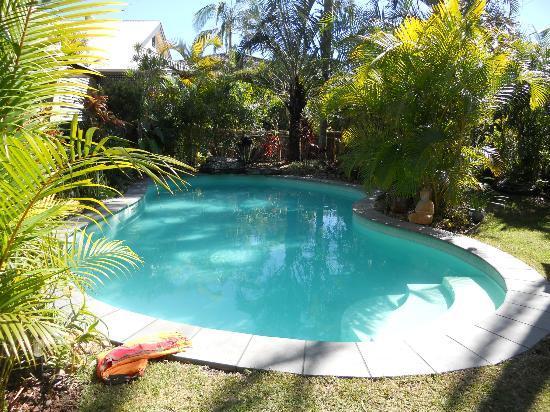 تالو بيتش موتل: Swimming pool