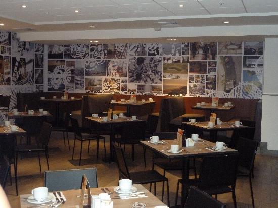 Casa Andina Select Miraflores: Lovely restaurant