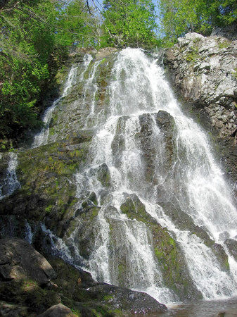 Woodstock, Canadá: Hayes Falls on Maliseet Trail