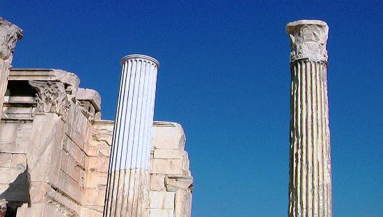 Niki Athens Hotel: Close to the archaeological sites