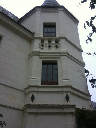 La Maison de l'Argentier du Roy: Une des Tours restaurée par les propiétaires