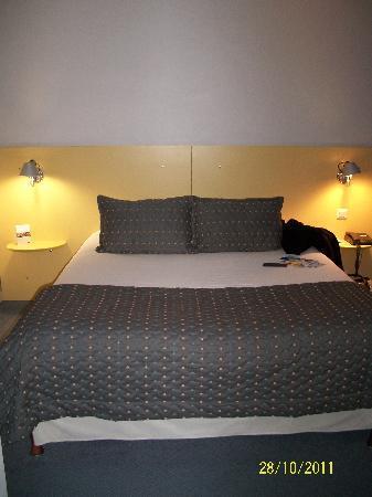 Mercure Marseille Centre Prado Hotel Vélodrome : chambre