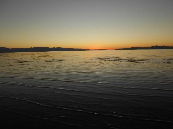 Great Salt Lake: Atardecer 2