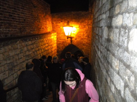 The Original Lincoln Ghost Walk