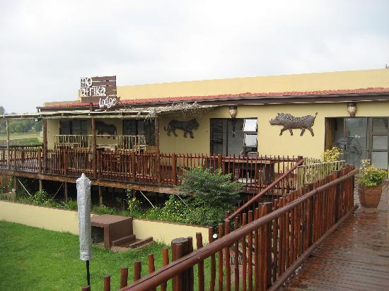 MoAfrika Lodge: Moafrika