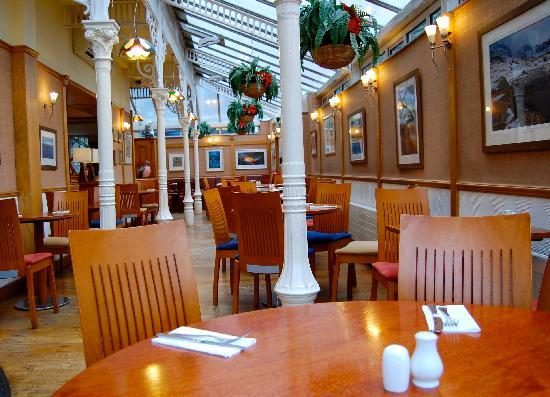 Grill Room Royal Oak Hotel