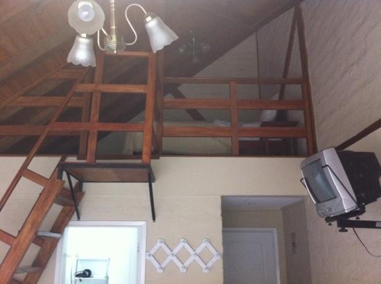 Volcano Hotel: loft