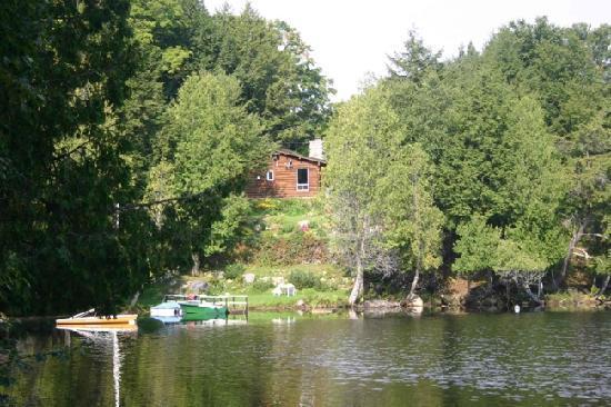 La Piol: From the lake