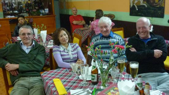 Tu Anh's Peace Cafe : An evening meal at Tu Anh's Cafe