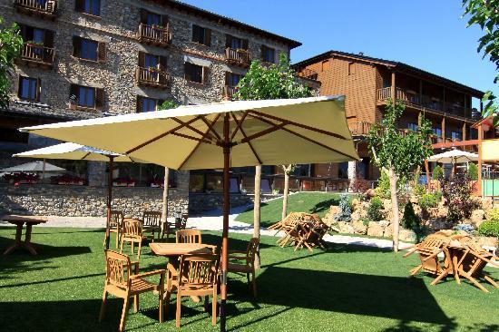 Cerdanya EcoResort: Jardines Hotel Muntanya&SPA