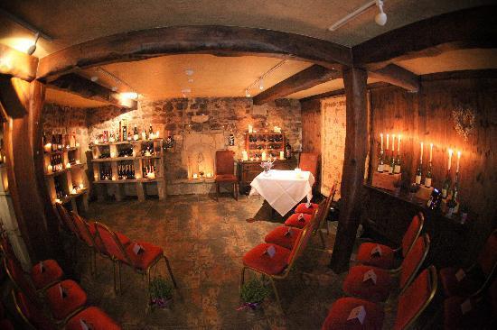 Wine Cave Weddingd