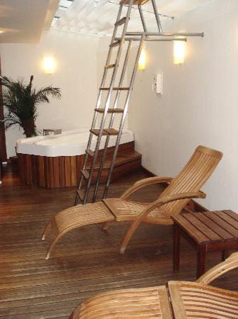 TOP CityLine Hotel Eggers Hamburg: Relaxing area