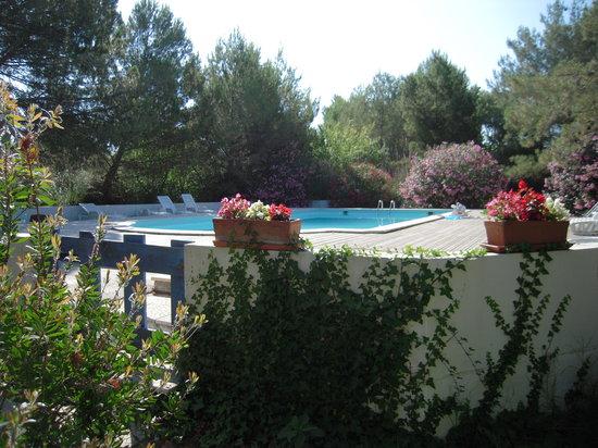 Sainte-Marie-la-Mer, Francia: la piscine