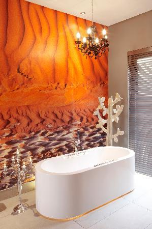 The Olive Exclusive: The Olive Namib Suite bath
