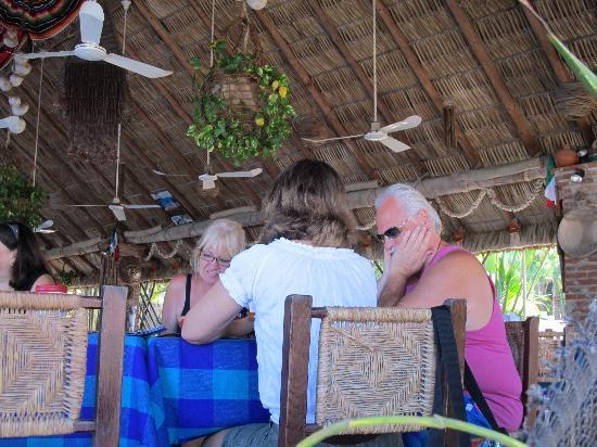 Tres Marias Restaurant-Bar & Club de Ski: $$Bill and crew....
