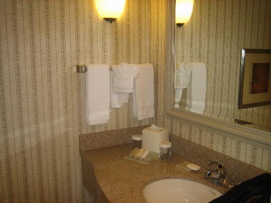 Hilton Garden Inn Nashville Airport: Toiletries