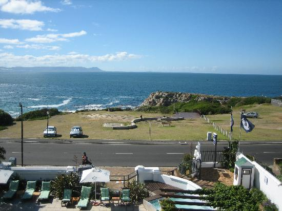 Misty Waves Boutique Hotel Hermanus : view