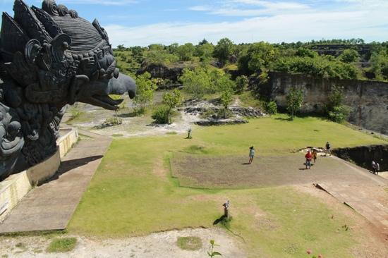 Bali, Indonesia: Garuda Wisnu Kencana, at near Uluwatu