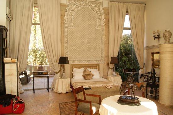 Le Palais Rhoul & Spa: Suite sultane