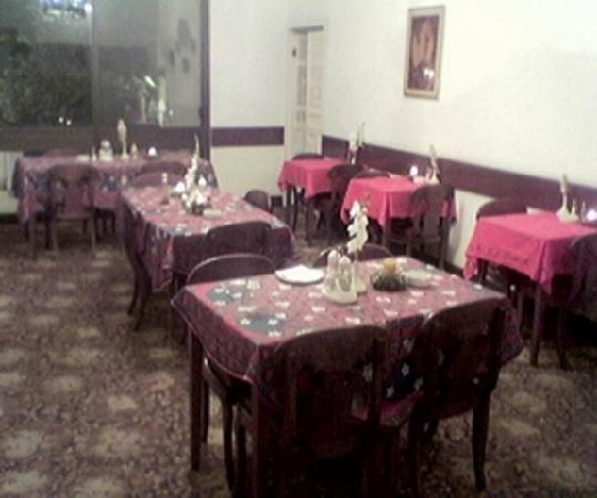 Horus House Hotel: Resturant