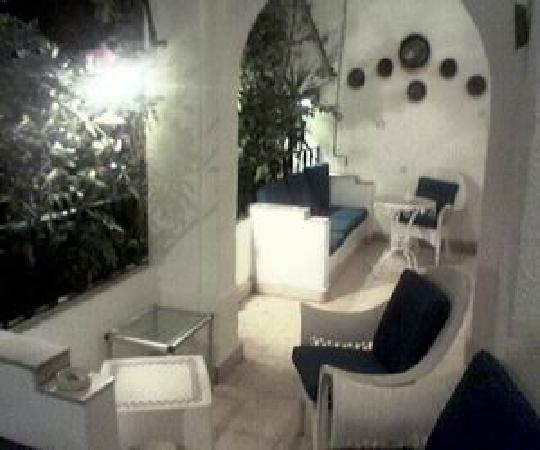 Horus House Hotel: Terrace